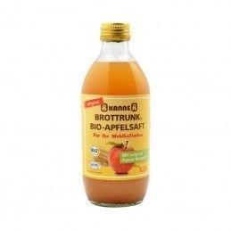 kanne con manzana sol natural 330 ml bio