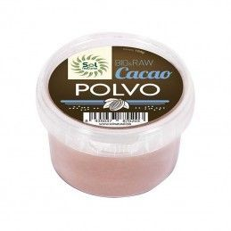 cacao en polvo crudo raw sol natural 150 gr bio