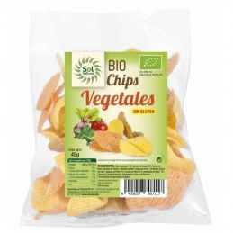 chips vegetales sol natural 45 gr bio