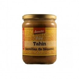 tahin con sal machandel 500 ml demeter bio