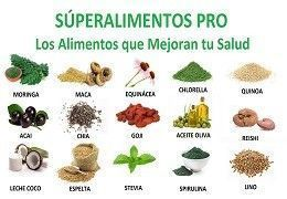 Superalimentos,  verdad o marketing?